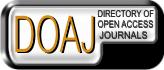 DOAJ Directory of Open Access Journals